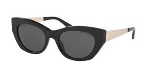 MICHAEL KORS MK2091 300587 Black Cat Eye Women's 51 mm Sunglasses