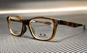 OAKLEY OX8106 0450 Havana Square Rectangle Men's 50 mm Eyeglasses