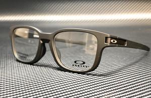 OAKLEY OX8114 0150 Satin Black Square Rectangle Men's 50 mm Eyeglasses