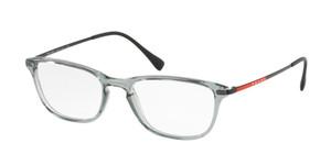 PRADA VPS 05I N90-1O1 Azure Pillow Men's 52 mm Eyeglasses