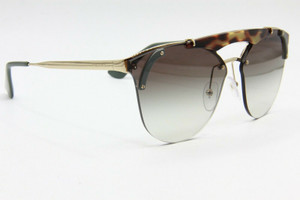 PRADA SPR 53U SZ6-0A7 Havana Square Women's 42 mm Sunglasses