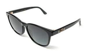 GUCCI GG0232SK 001 Black Women's Authentic Sunglasses 56 mm