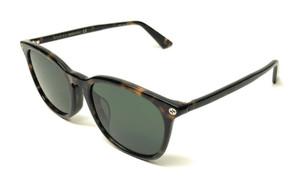 Gucci GG0154SA 002 Havana Women's Authentic Sunglasses 53 mm