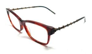 GUCCI GG0657OA 002 Havana Women's Eyeglasses Frame 54 mm