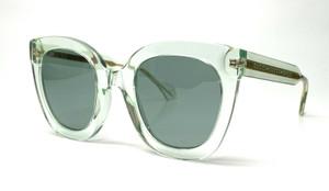GUCCI GG0564S 004 Green Green Lens Women's Sunglasses 51 mm