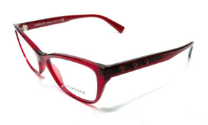 Versace VE3249 388 Burgundy Women's Authentic Eyeglasses Frame 54-16