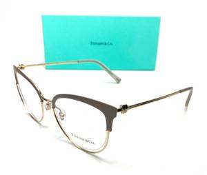 Tiffany TF1132 6133 Matte Camel Women Butterfly Demo Lens Eyeglasses Frame 51 mm
