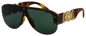 VERSACE VE4391 531771 Havana Aviator Men's 48 mm Sunglasses