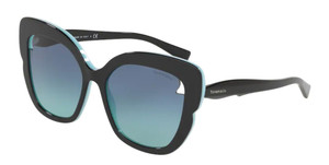 TIFFANY TF4161 80559S Black Cat Eye Women's 56 mm Sunglasses