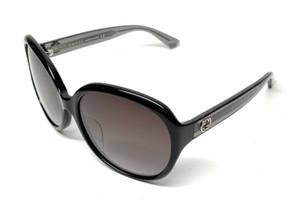 Gucci GG0080SK 002 Black Women's Authentic Sunglasses 61 mm