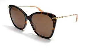 GUCCI GG0510S 003 Havana Women's Authentic Sunglasses 56 mm