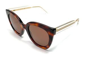 GUCCI GG0564S 002 Havana Women's Authentic Sunglasses 51 mm