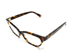 GUCCI GG0570O 006 Havana Demo Lens Women's Eyeglasses 52 mm