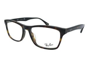 RAY BAN RX5279 2012 Dark Havana Square Unisex 55 mm Eyeglasses