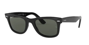 RAY BAN RB2140 901 58 Black Square Unisex 54 mm Polarized Sunglasses