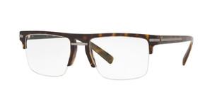 VERSACE VE3269 108 Havana Rectangle Men's 53 mm Eyeglasses