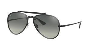 RAY BAN RB3584N 153/11 Black Pilot Unisex 58 mm Sunglasses