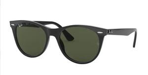RAY BAN RB2185 901/31 Black Phantos Unisex 52 mm Sunglasses