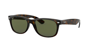 RAY BAN RB2132 902 Tortoise Square Unisex 58 mm Sunglasses