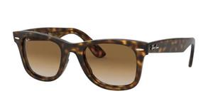 RAY BAN RB4340 710 51 Light Havana Square Unisex 50 mm Sunglasses