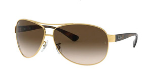 RAY BAN RB3386 001 13 Arista Pilot Men's 67 mm Sunglasses