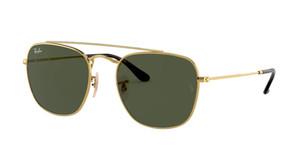 RAY BAN RB3557 001 Arista Square Men's 54 mm Sunglasses