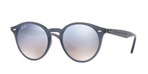 RAY BAN RB2180F 62327B Opal Dark Azure Unisex 49 mm Sunglasses