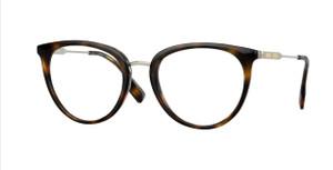 BURBERRY BE2331F 3002 Havana Round Women's 54 mm Eyeglasses