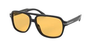 MICHAEL KORS MK2115 300585 Black Square Men's 59 mm Sunglasses