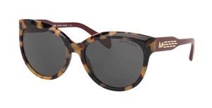 MICHAEL KORS MK2083 301387 Vintage Tortoise Round Women's 57 mm Sunglasses