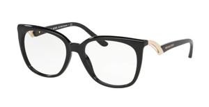 MICHAEL KORS MK4062 3005 Black Square Women's 52 mm Eyeglasses