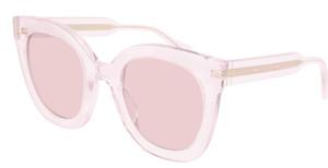 GUCCI GG0564S 005 Pink Cat Eye Women's 51 mm Sunglasses