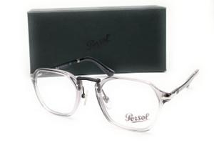 PERSOL PO3243V 309 Grey Gradient Demo Lens Men's Eyeglasses 50 mm