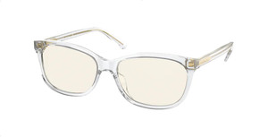COACH HC6139U 5111SB Clear Rectangle Square Women's 55 mm Eyeglasses