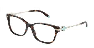 TIFFANY TF2207F 8015 Havana Rectangle Women's 54 mm Eyeglasses
