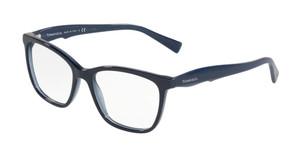 TIFFANY TF2175 8191 Pearl Blue Square Women's 54 mm Eyeglasses