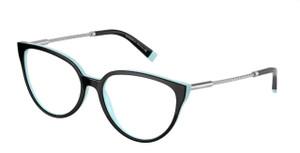 TIFFANY TF2206 8055 Black Cat Eye Women's 55 mm Eyeglasses