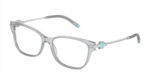 TIFFANY TF2207 8267 Opal Grey Rectangle Women's 52 mm Eyeglasses