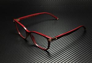 DOLCE & GABBANA DG5036 3091 Bordeaux Rectangle Women's 53 mm Eyeglasses