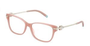TIFFANY TF2207 8268 Opal Nude Rectangle Women's 54 mm Eyeglasses