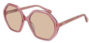 CHLOE CC0004S 003 Pink Square Kid's 51 mm Sunglasses