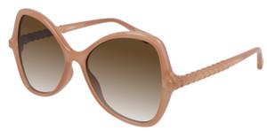 CHLOE CH0001S 003 Pink Cat Eye Women's 56 mm Sunglasses