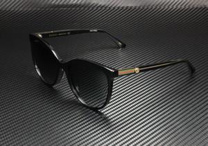 GUCCI GG0377SK 001 Cat Eye Black Crystal Black Grey 57 mm Women's Sunglasses
