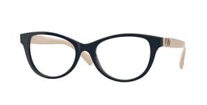 VALENTINO VA3057 5034 Blue Oval Women's 53 mm Eyeglasses