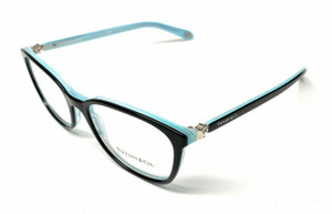 Tiffany TF2109HB 8193 Black Women's Authentic Eyeglasses Frame 53 mm