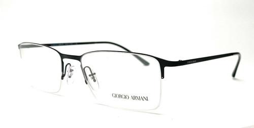 GIORGIO ARMANI AR5010 3001 Matte Black Demo Lens Men's Eyeglasses 54mm