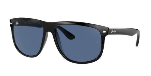 RAY BAN RB4147 601 80 Black Square Men's 60 mm Sunglasses