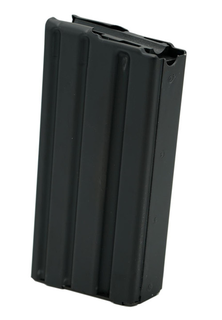 5rd .450 Bushmaster Black Marlube Stainless Steel with black follower