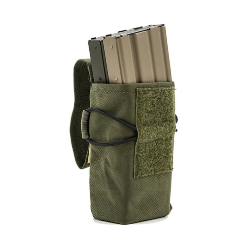 AR15/M4 Double Ranger Green Mag Pouch (Flap)