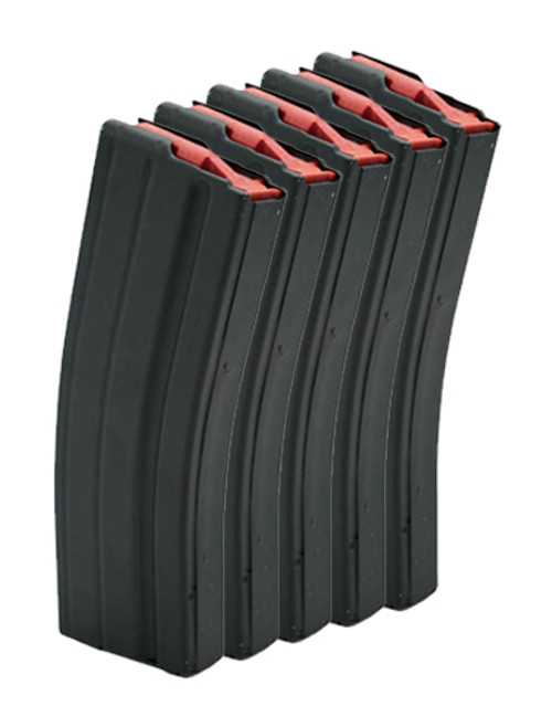 25 Rd 6mm Arc SS Magazines (5 Pack)